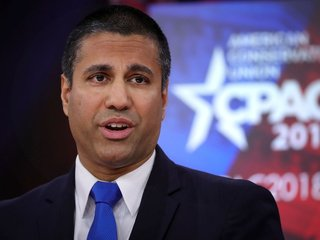 FCC Chairman Ajit Pai wins NRA courage award