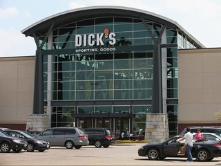 Dick's is done selling assault-style rifles