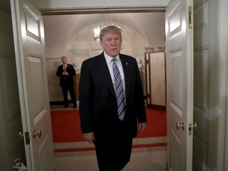 Trump Peace Prize nomination suspected fake