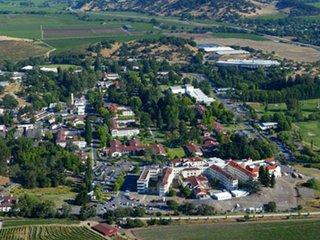 Hostages taken at California veterans home