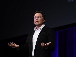 Elon Musk accused of stealing 'Farting Unicorn'