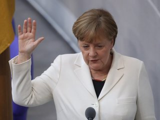 Angela Merkel elected as German chancellor again