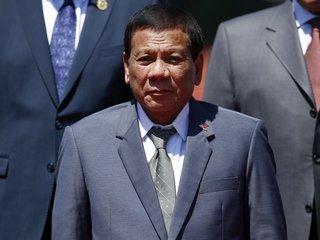 Duterte leaving International Criminal Court