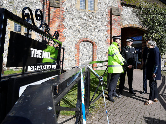 Russian Federation to expel 23 British diplomats in spy poisoning standoff