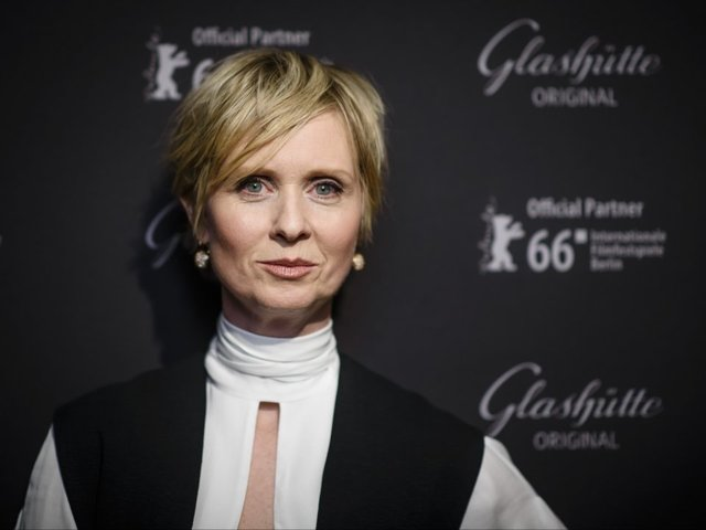 Cynthia Nixon challenges statements she is unqualified to be governor
