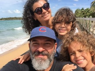 Hurricane evacuees: From Puerto Rico to Chicago