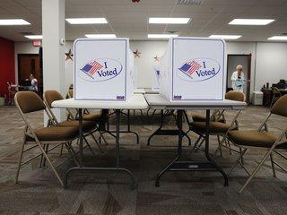 Senators announce election security proposals