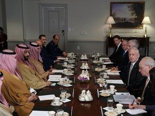 US to make $1B arms sale to Saudi Arabia