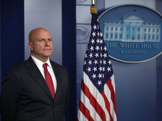 H.R. McMaster to resign