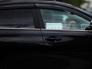 Police release footage of Uber crash
