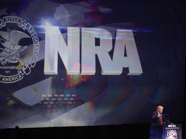 NRA supporters are blowing up YETI coolers