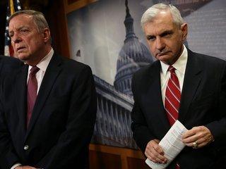 Senators say Pentagon can't fund border wall
