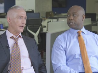 Gowdy and Scott talk their new book, their party