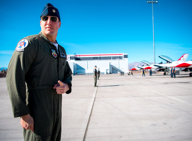 Horror as jet plane crashes in Las Vegas