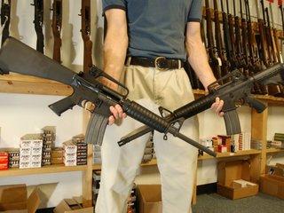 Judge upholds Massachusetts weapons ban