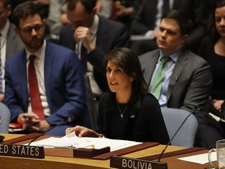 Haley: More Russia sanctions are on the way