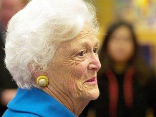 Barbara Bush's family pays tribute