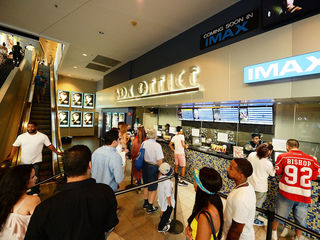 More live events to be shown in movie theaters