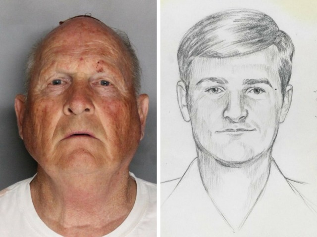 Golden State Killer: Ex-cop arrested in serial-murder rape cold case