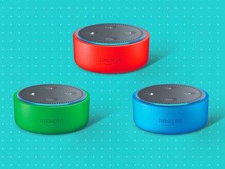 Amazon unveils colorful Echo Dot for kids