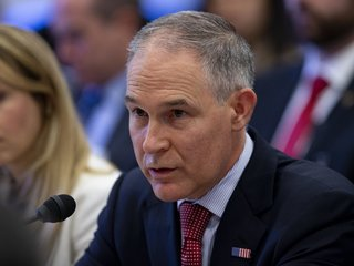 EPA launches another investigation into Pruitt