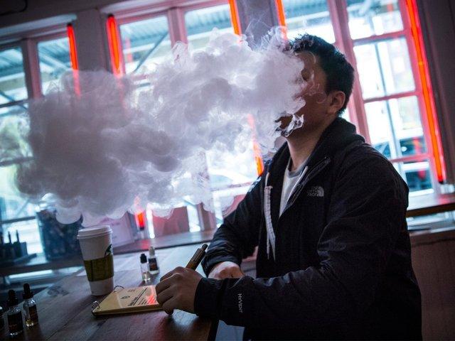 Schumer Calls for Ban of Kid-Friendly E-Cigarette Flavors