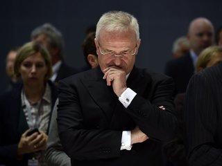 Former Volkswagen CEO charged in 'dieselgate'