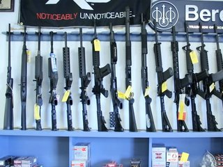 Okla. residents could buy guns without permits
