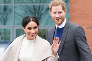 Meghan Markle & Prince Harry announce pregnancy