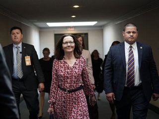 Senate Intelligence Committee supports Haspel