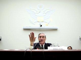 Mueller hands over memo outlining authority