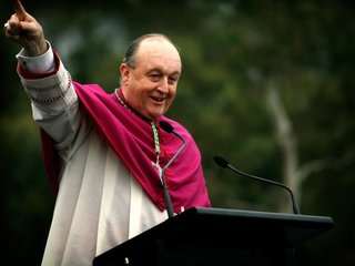 Australian archbishop found guilty