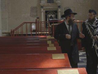 The growing Jewish community in Krakow