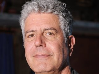 CNN host Anthony Bourdain Dead at 61
