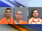 3 inmates escaped from jail in their boxers