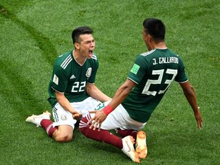 Surprise World Cup victory shakes Mexico