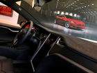 Tesla spontaneously catches fire with no crash
