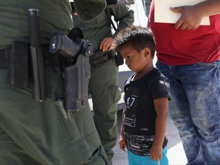 AP: Babies, children at 'tender age' shelters