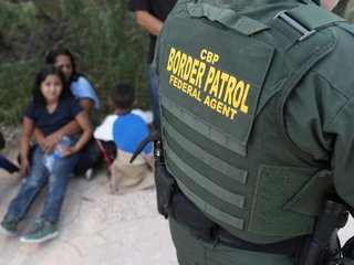Almost 35,000 arrested at US border in June