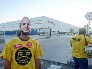 Thousands of European Amazon workers plan strike