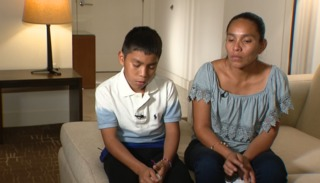 Migrant mother files negligence lawsuit