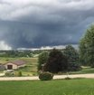 Tornadoes rip through Iowa, caught on video