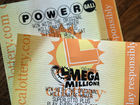 Mega Millions draws numbers for record jackpot
