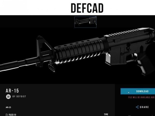 Maker of 3d printed guns begins selling blueprints for 3d blueprint creator