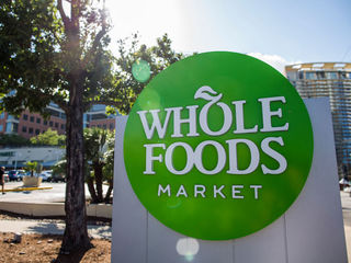 Curbside pickup at Whole Foods for Prime members