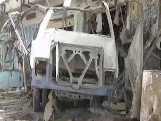 Several Yemeni children killed by coalition bomb