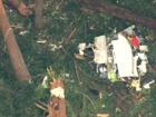 Airport investigates stolen plane crash