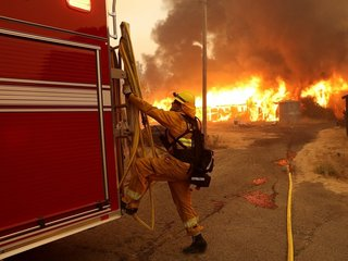 Cal Fire reportedly requests additional funds