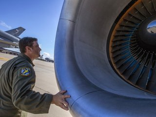 US Air Force says it wants to increase personnel