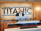 Objects from Titanic wreck set for auction